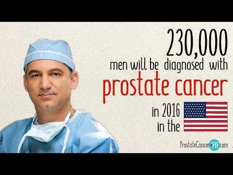 Dr. David Samadi - Prostate Cancer Will Claim 30,000 Lives In 2016