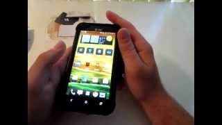 HTC One X Steinheil Ultra Fine Screen Protector Review and Unboxing