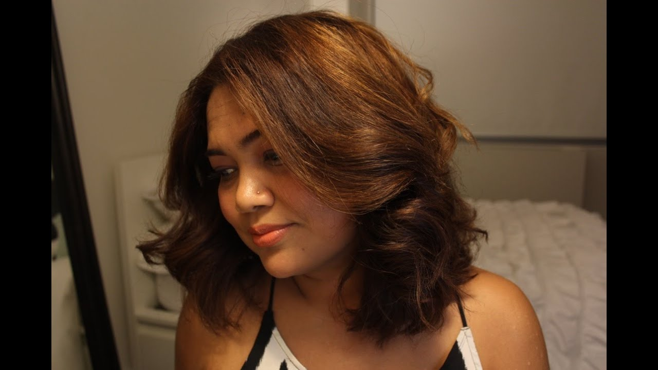 Styling Thick Wavy Hair: Tyme Iron- Review And Demo On Thick Wavy/Curly Frizzy Hair