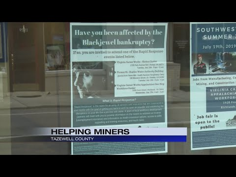 Miners' Families In Jeopardy After Coal Company Files Bankruptcy