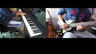 Alina Eremia - A fost o nebunie (piano & guitar cover)