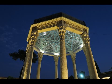 Day 2: Poetry and food in Shiraz