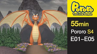 pororo s4 season 4 full episodes e1 e5 1 5