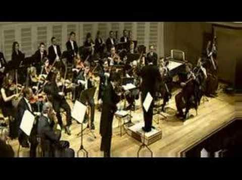 Anton Sorokow - Mozart violin concerto Nr. 5 in A-Dur Finale