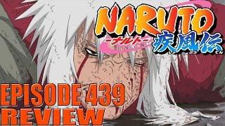 Naruto Shippuden Episode 439 Review