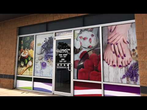 Inspire Nail Spa Opens in Lubbock