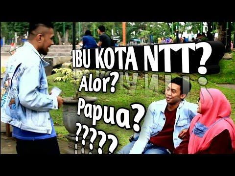 Sosial Eksperimen NTT - Menanyakan Ke Orang Malang Tentang NTT - NTT VIRAL - Nusa Tenggara Timur