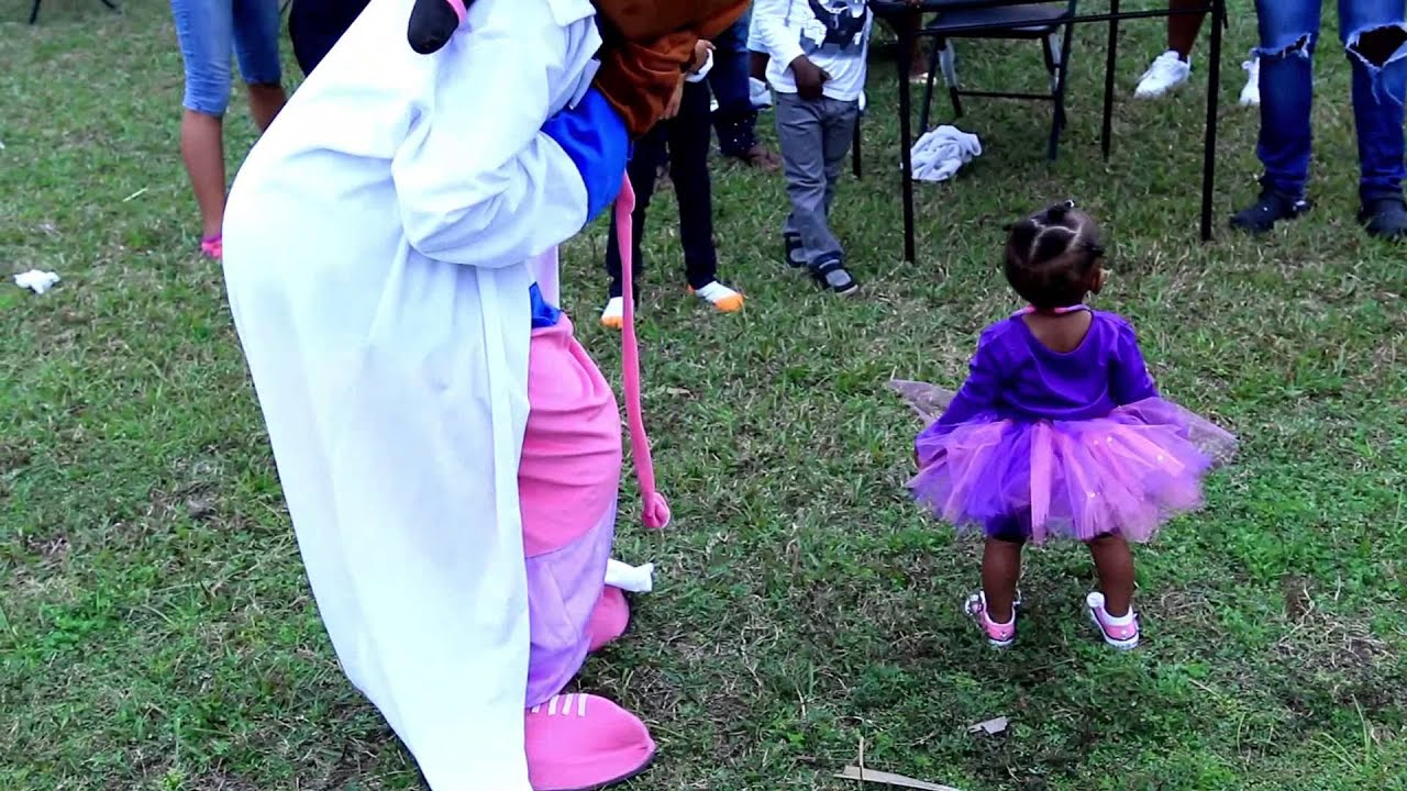 DOC McSTUFFINS At Aubrey 1st Birthday Party 941