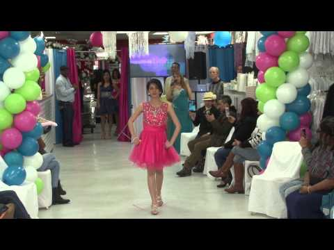 Milly Party Decorations Presents Fashion Show 2015