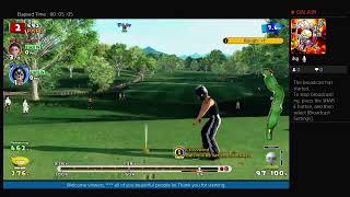 Everbody's Golf with Jimmer/Jimmer vs. Pancho