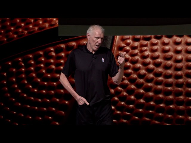BILL WALTON: Wooden Inspired Solid Personal Foundation
