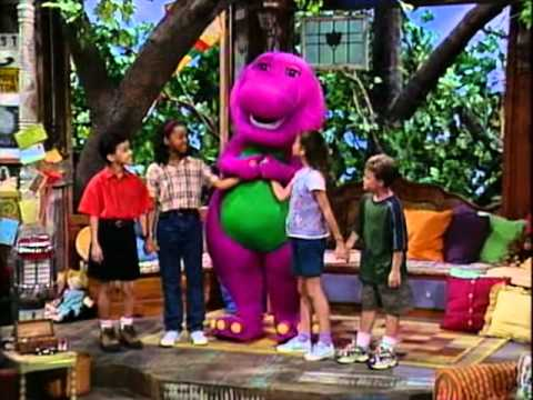 Barney - I Love You Song