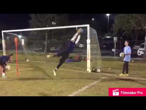 Men's Soccer | Miguel Rubio | GK | Recruit 2018 *not available*