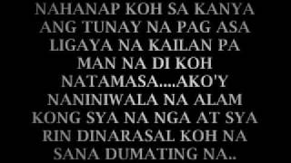 Repeat youtube video sa piling mo by x-crew  with lyrics