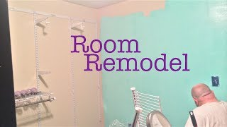 122- Room Remodel Quick Peek