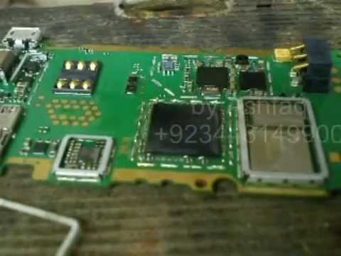 NOKIA 2690 water dameg repair by Ashfaq