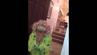 Publishers Clearing House Winner Halloween Costume
