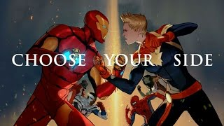 Choose Your Side - Civil War II Trailer