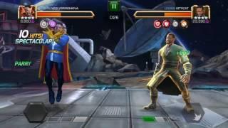 alliance wars mordo on node 49 middle mini boss