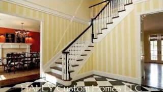 Denver Custom Home - Haley Custom Home - Georgian Colonial Design