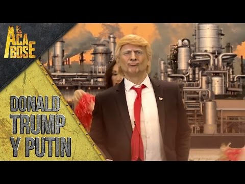 Despacito - Donald Trump feat. Vladimir Putin