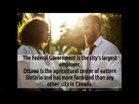 Amazing Facts about Ottawa