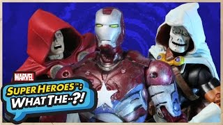Marvel Super Heroes: What The--?! SIEGE Promo
