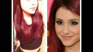 Top 10 poeple who look exactly like ariana grande