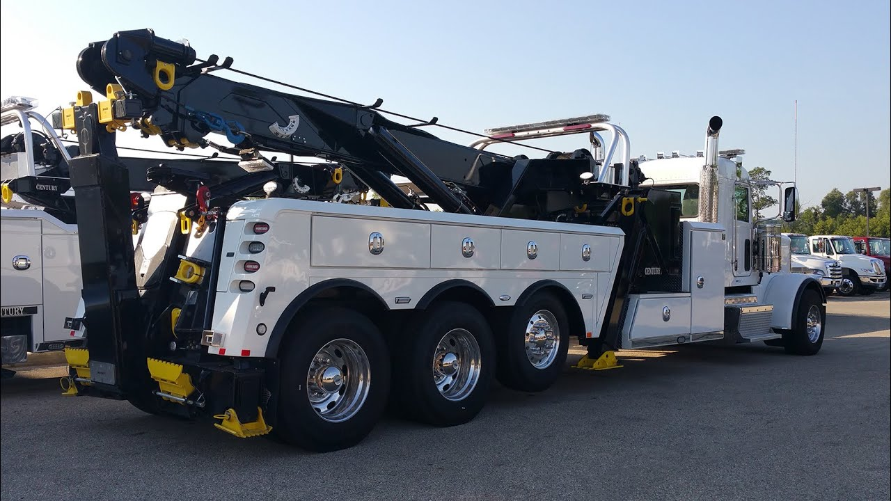 Wrecker And Tow Truck Sales At Lynch Truck Center Youtube