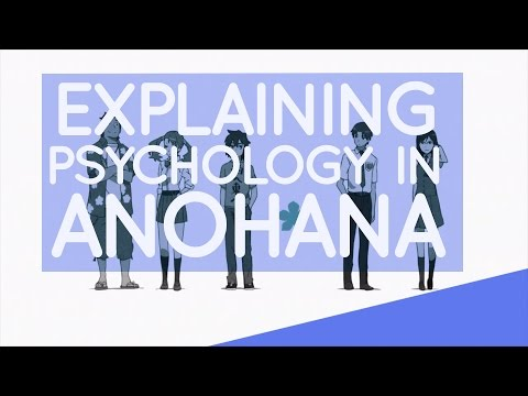 Explaining Psychology in Anohana