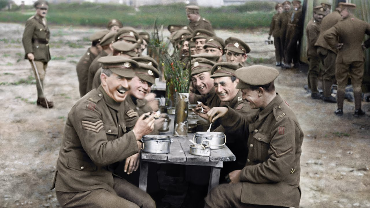 They Shall Not Grow Old – New Trailer – Now Playing In Theaters - YouTube