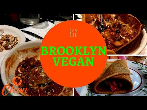 VEGAN AROUND THE WORLD: RESTAURANT IN BROOKLYN NEW YORK