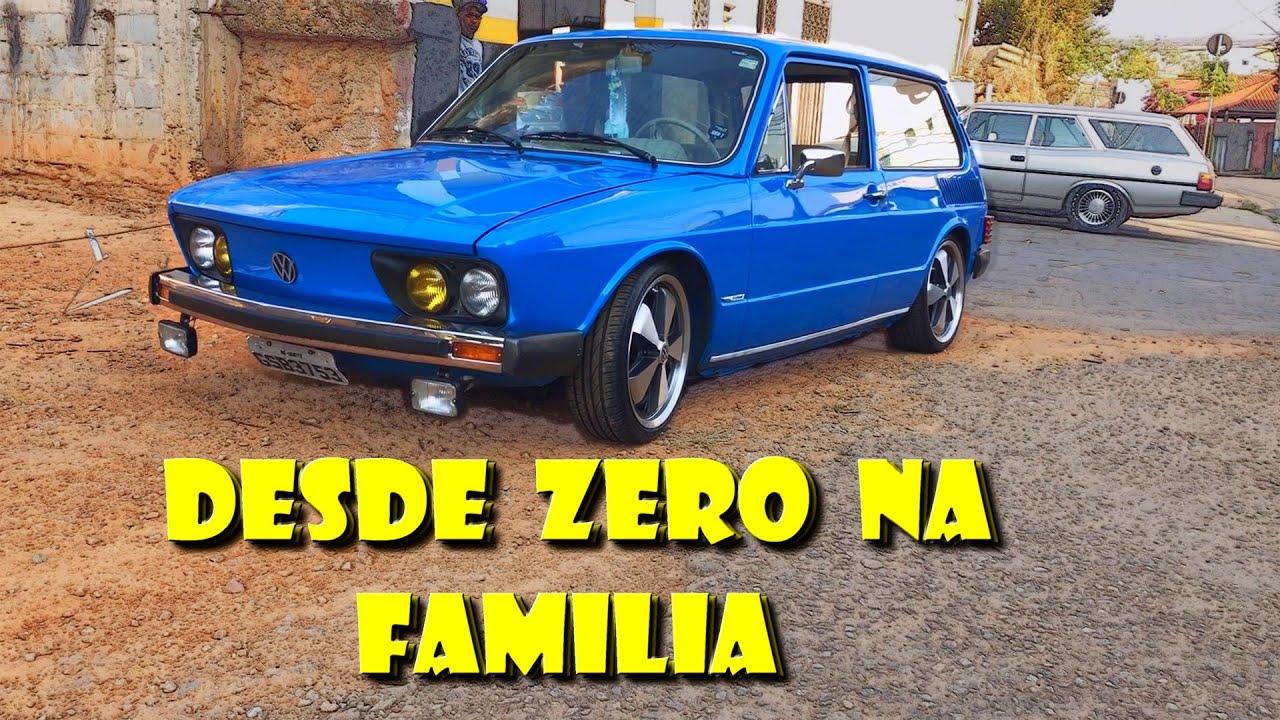 BRASÍLIA ESTA NA FAMILIA DESTE ZERO DE FABRICA