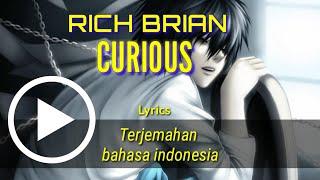 Rich Brian Curious Terjemahan Indonesia