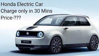 Honda Electric car || E- Prototype || must watch