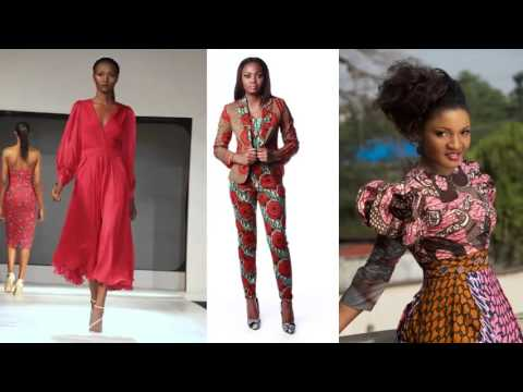 Latest Fashion 2016 African Trendy Dresses | Modern African Fashion Wear And Cloths Collection