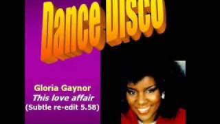 Gloria Gaynor: This love affair