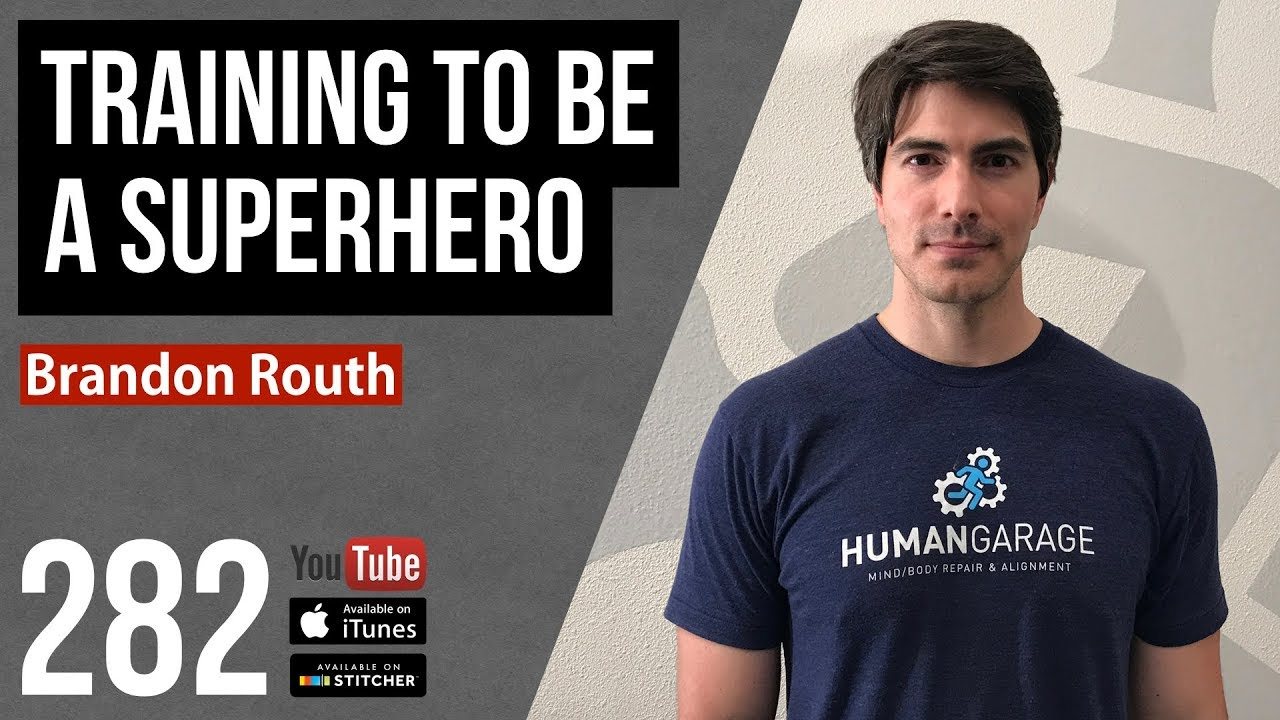 [VIDEOS] - Brandon Routh VIDEOS, trailers, photos, videos ...