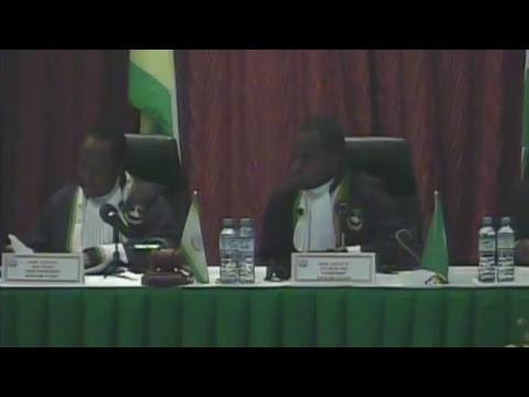 Application 012/2015—Anudo Ochieng Anudo v. The United Republic of Tanzania - Live stream