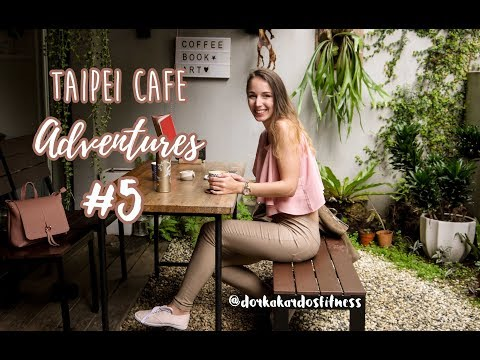 Taipei Cafe Adventures #5 | Fujin Tree, Heritage, Rain Sound & Elsewhere