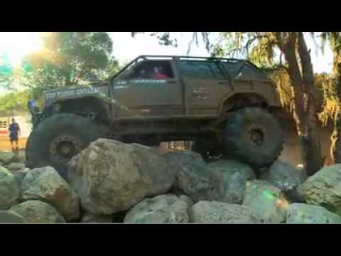 Tuff Country Shocks Are Top Truck Challenge Tested
