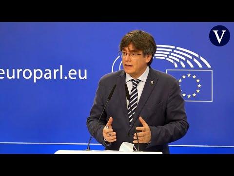 """Puigdemont: """"Los indultos no son la solución política"""""""