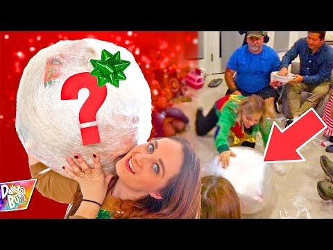Mystery Christmas Ball Roulette Challenge! (DAILY BUMPS CHRISTMAS PARTY 2018!)