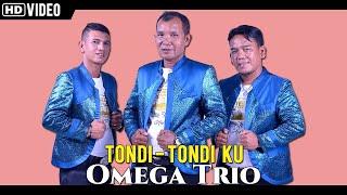 Gambar cover Omega Trio - Tondi Tondi Ku   Lagu Batak Terbaru 2020