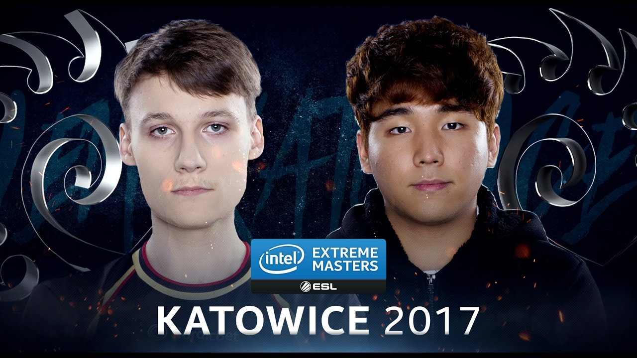 Serral vs Dark - 2017 IEM Katowice Quarter Finals - Mar 06, 2017