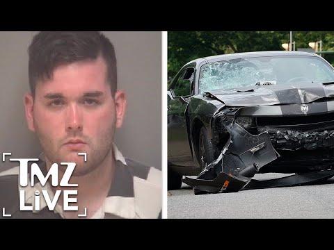 Charlottesville Killer's Violent History | TMZ Live