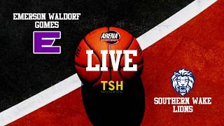High School Basketball - Emersion Waldroff vs. Southern Wake Academy - 1/21/2020 thumbnail
