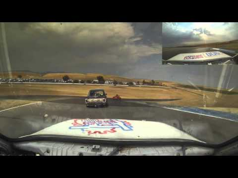 Justin Saturday Drive Lemons Thunderhill 2015