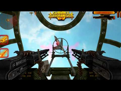 iOS 3D FPS Game: Turret Commander