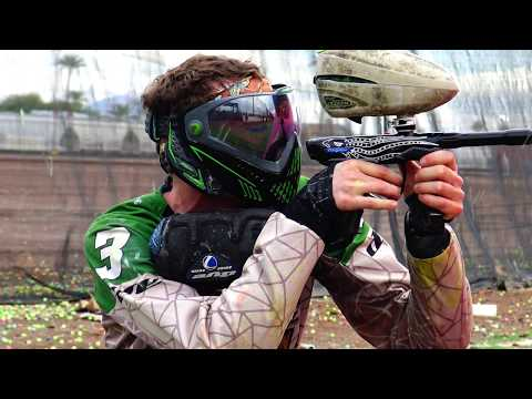 MOST EXPENSIVE DYE PAINTBALL GUN - Entity SQUID M3s